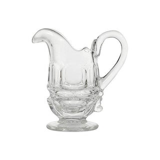 Handblown Glass Creamer