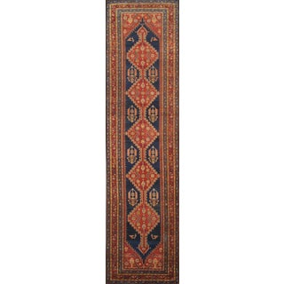 """Pasargad Antique Malayer Wool Area Rug- 4' 0"""" X 14' 0"""""""