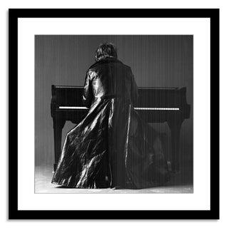 """Elton John,"" Photograph by Jack Robinson"