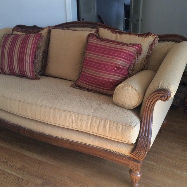 Thomasville Custom Sofa - Image 4 of 7