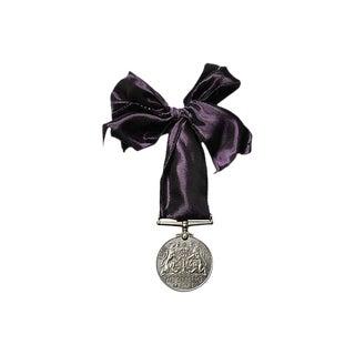 King George VI Defence Medal Ornament