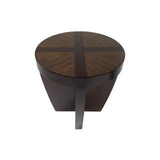 Modern Mid Century Style End Table