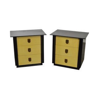 "Kent Coffey ""The Park Avenue"" Nightstands Chests - A Pair"
