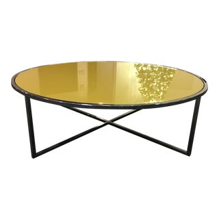 Jean-Marie Massaud for Coalesse Yellow Coffee Table