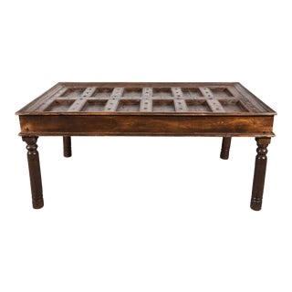 Medieval Wooden Dining Table