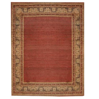 Antique Late 19th Century Turkish Sivas Carpet
