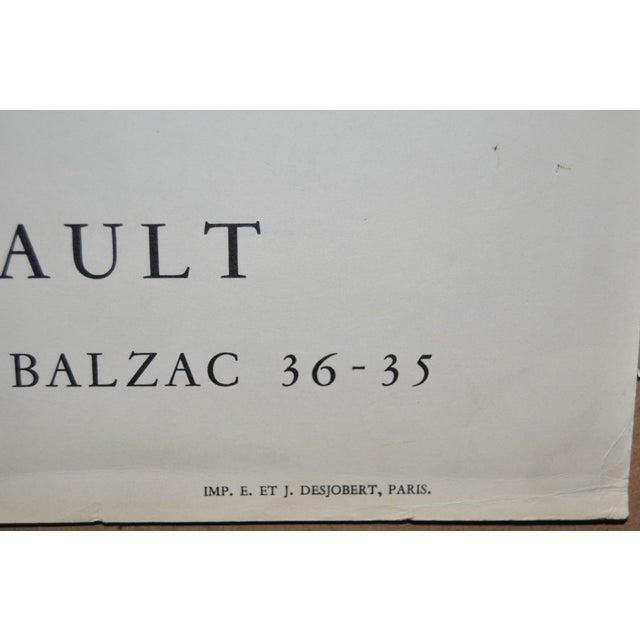 Ladislas Kijno Gallery Exhibit Lithograph C.1963 - Image 4 of 6