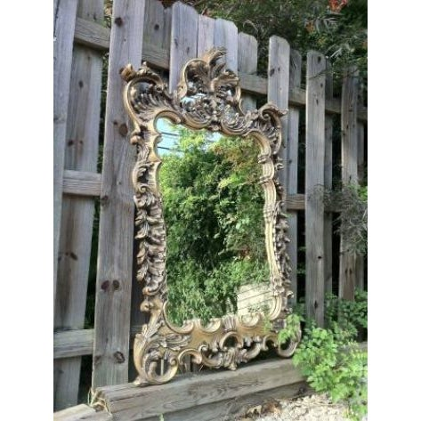 Antique Inspired Italian Mirror - Image 2 of 4
