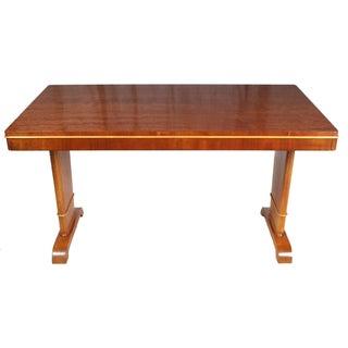 Mid-Century Swedish Rosewood Table