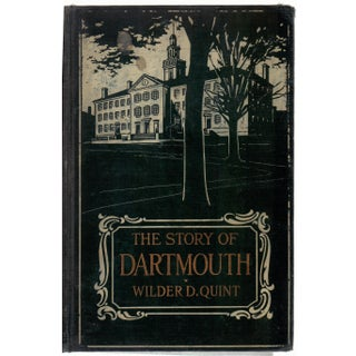 The Story of Dartmouth Book