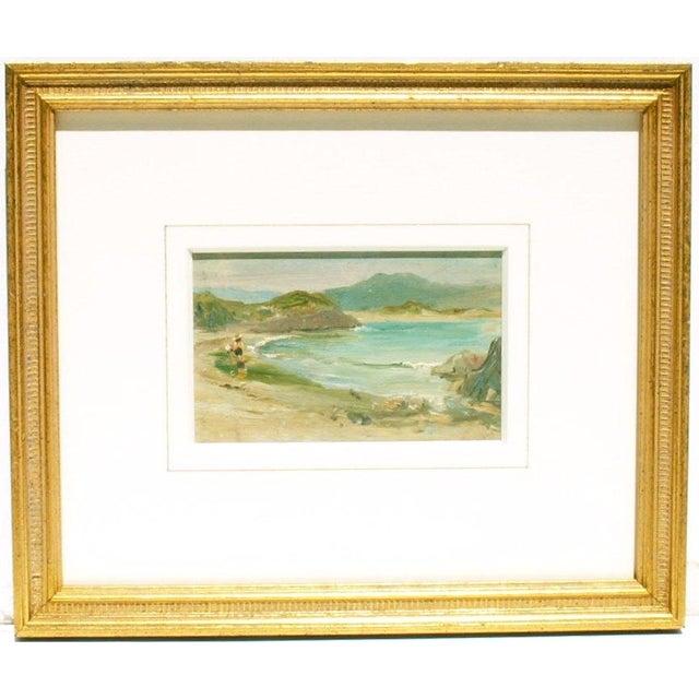 "Image of ""The Village Bridge"" And ""Derrynane"" - Pair"