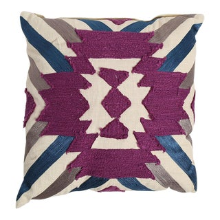 LIV Interior Boho Embroidery Pillow