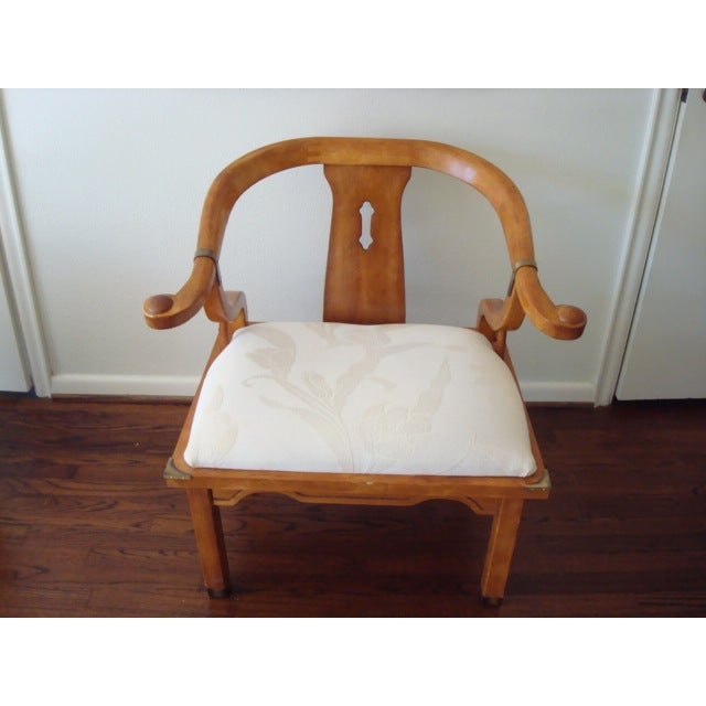 Image of James Mont Style Ming Chair