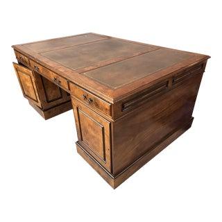 Burlwood Partners Desk