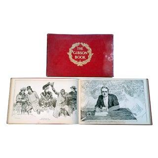 """""""The Gibson Book"""", 1906 - A Pair"""