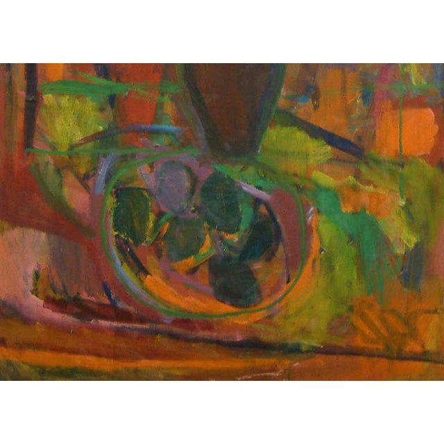 "David Alexick ""Still Life"" Oil on Canvas - Image 3 of 7"