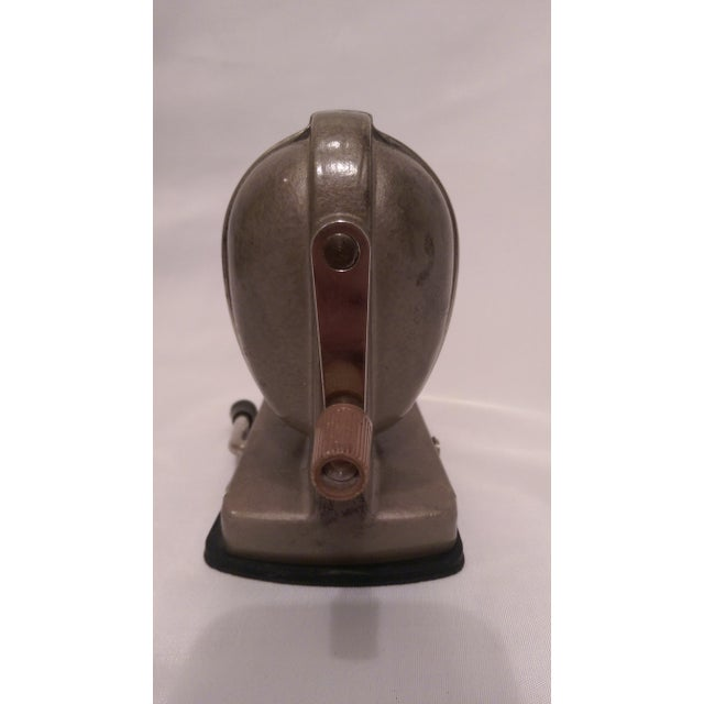 Vintage Boston Vacuum Mount Pencil Sharpener - Image 7 of 10