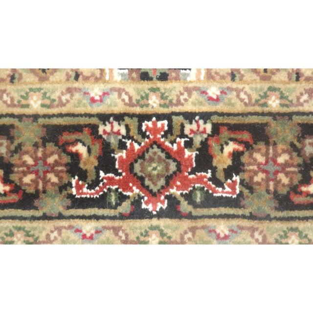 """Persian Tabriz Runner Rug - 6' x 2'7"""" - Image 4 of 4"""