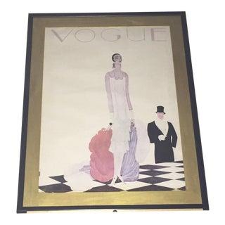 Vogue Vintage Art Deco Print