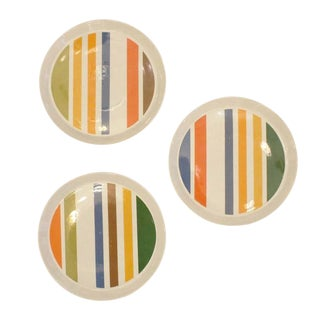Set of Three Gio Ponti Plates #1, Italy, 1960s