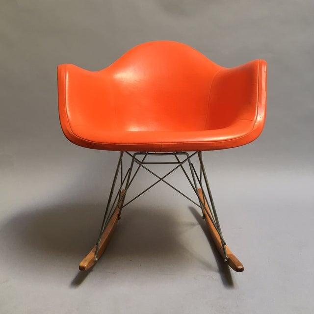 50s Original Eames Rocking Chair Chairish
