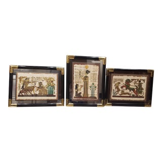The Franklin Mint Papyrus Collection - Set of 3