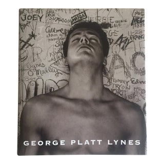 """ George Platt Lynes Photos From the Kinsey Institute "" Vintage 1993 Rare 1st Edtn Photography Book"
