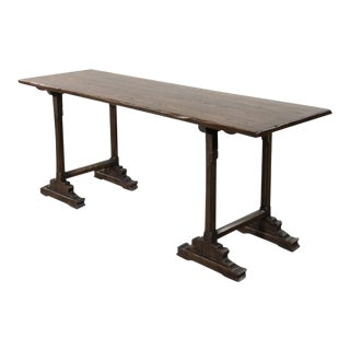 Sarreid Ltd Tuscan Harvest Table