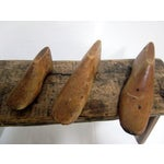 Image of Three Vintage Wood Shoe Forms