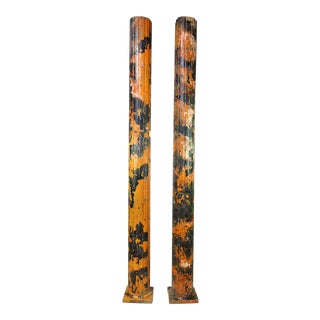 1920's Architectural Remnant Decorative Columns