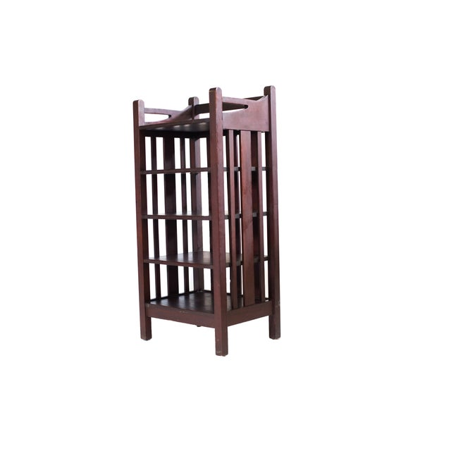 Stickley Brothers Magazine Stand - Image 2 of 5