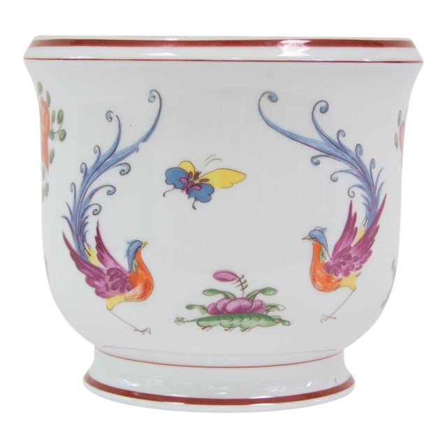 Limoges Cachepot - Image 1 of 6