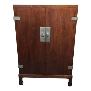 Big Pagoda Chinese Wedding Armoire Media Cabinet