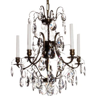 Baroque Pompe Chandelier