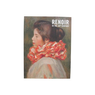 Iris Cantor Renoir In The 20th Century Book