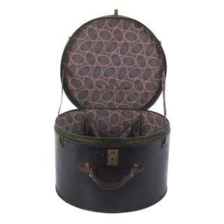 Antique Victorian Hat Box