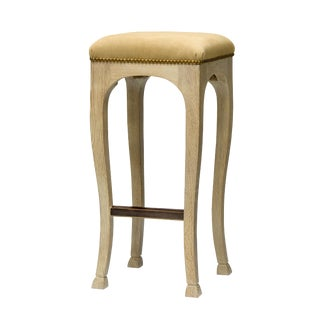 "Truex American Furniture ""Golden Gate"" Bar Stool (Pair Available)"