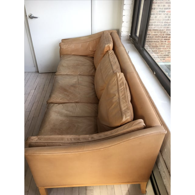 Vintage Danish 3 Seat Sofa From Stouby - Image 4 of 6