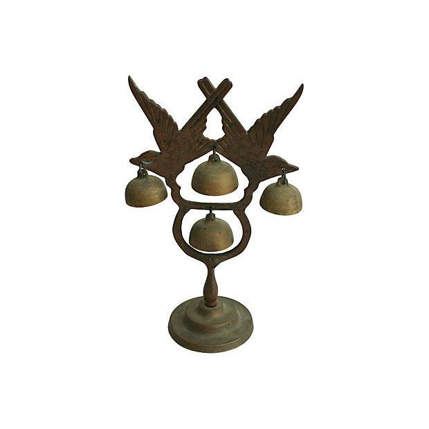 Image of Solid Brass Dinner Chime