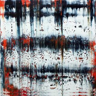 "Jose M. Clark ""Abstracto No.8"" Original Abstract Painting"