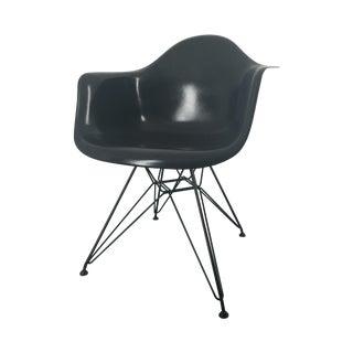 Herman Miller Black on Black Shell Chair