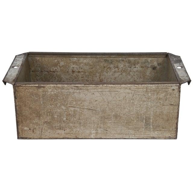 Industrial Steel Storage Drawer Bin - Image 2 of 3
