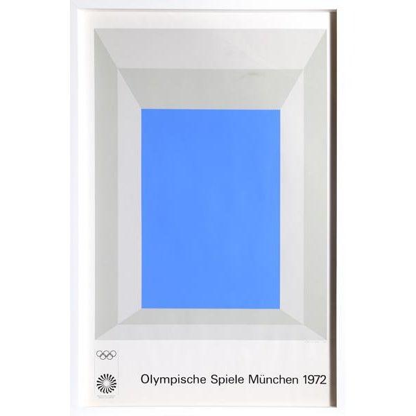 Image of Olympische Spielen Muenchen Print