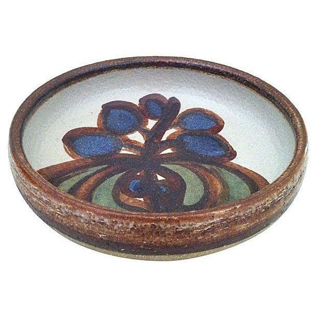 Image of Large Danish Stoneware Bowl