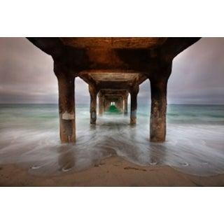 Manhattan Beach Pier, Ca. By Anthony Festa