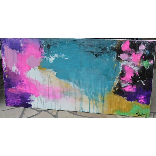 Contemporary Abstract Painting by Mistie House - Image 4 of 10