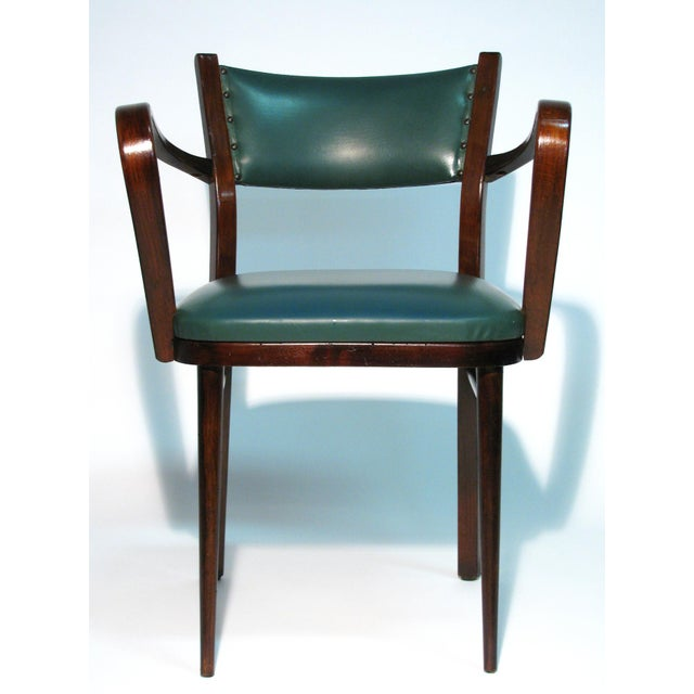 Italian Bentwood Armchair - Image 5 of 7