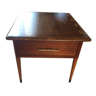 Mid-Century Modern Lane Acclaim Commode Table