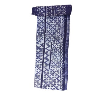 Hill Tribe Batik Linen Roll