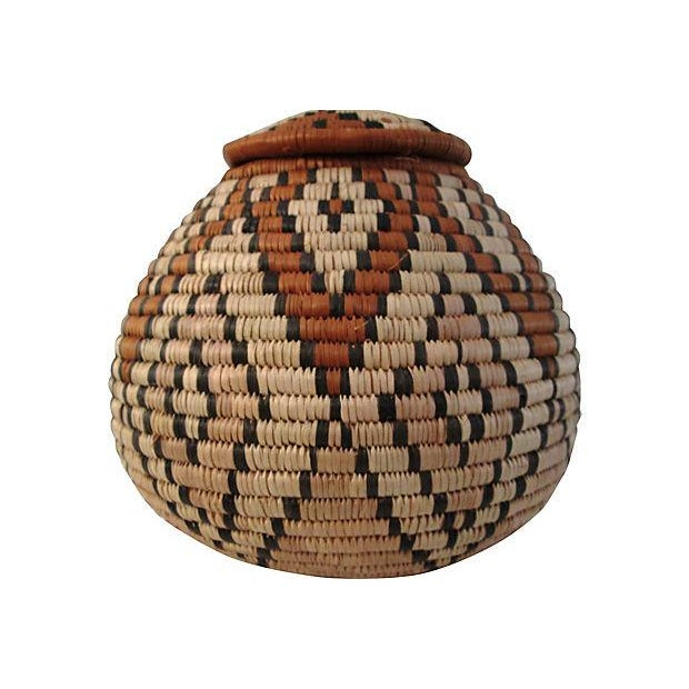 Image of South African Baskets - Set of 3